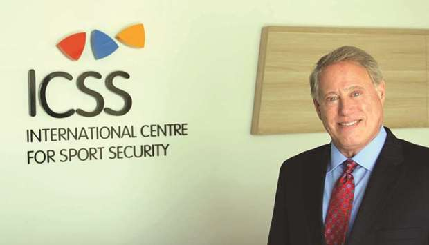 ICSS signs agreement with Clue to combat organised crime in sports