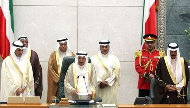 Kuwait Emir warns Gulf crisis will escalate