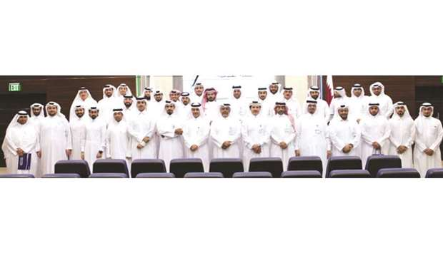 Oryx GTL fetes employees on annual Qatari Day