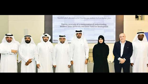 Qatar University to support research in developing world