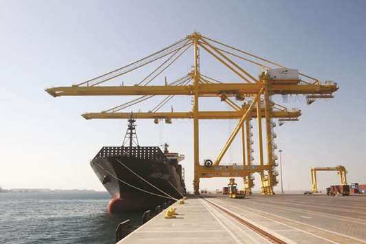Hamad Port import container volume doubles in September