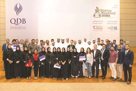 QDB launches new edition of 'Startup Weekend Doha'