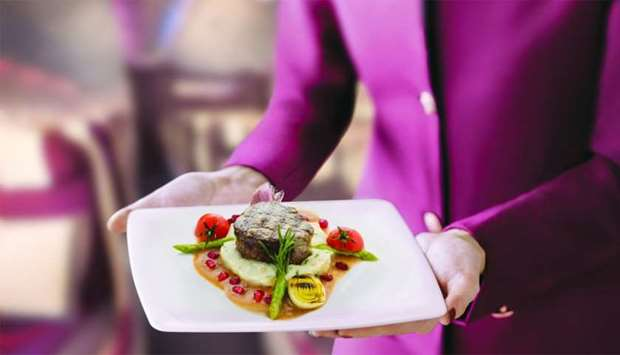 Qatar Airways extends new Pre Select Dining service