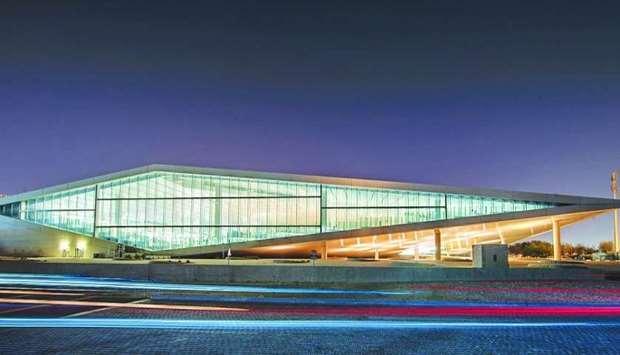 Qatar National Library building to open for public in November