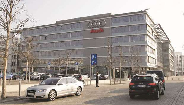Audi to pay mega fine in VW's dieselgate fallout