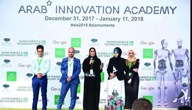 Registration is now open for the second edition of the Arab Innovation Academy.