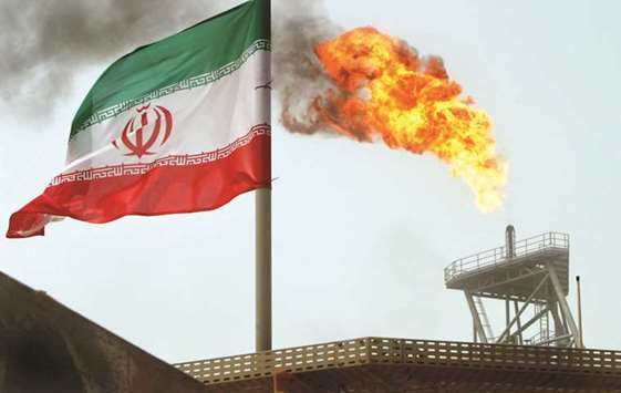 Trump shock jolts Iran oil buyers who wanted Obama-era waivers