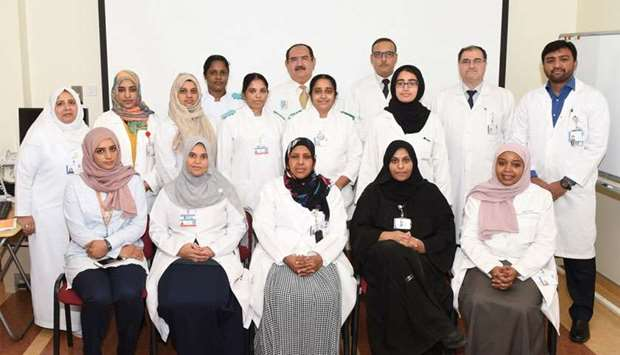 HMC Allergy and Immunology Service team