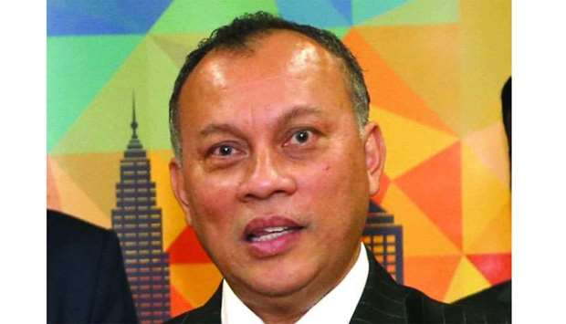Shamsuddin: Looking to enhance bilateral business ties