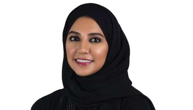 Maryam al-Mansoori, chief support officer, Barzan Holdings