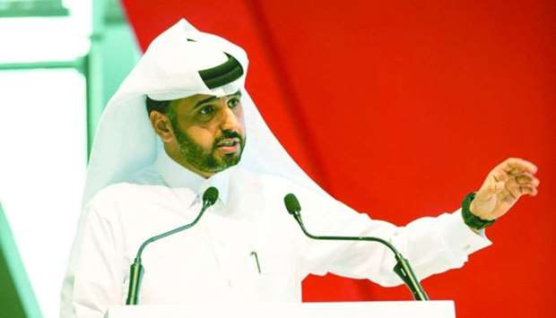 Al-Khalifa: Playing a big role in supporting the private sector ecosystem.