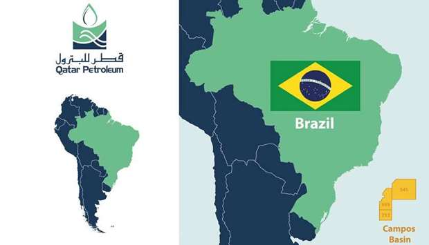 QP wins exploration rights in three Brazil offshore blocks