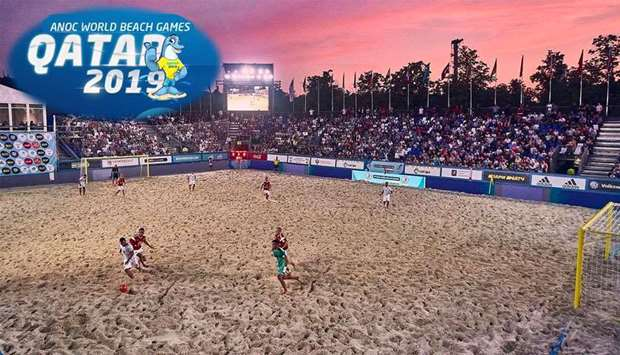 Qatar all set to host the first edition of World Beach Games