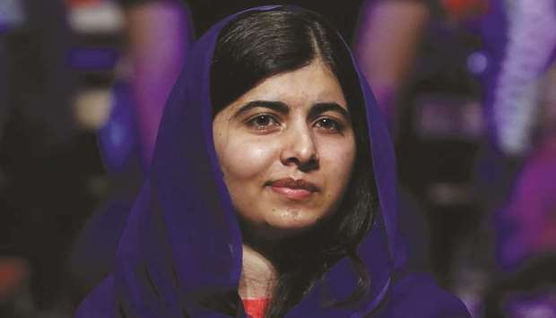 Malala seeks tips for final year at Oxford
