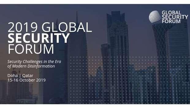 Global Security Forum to explore disinformation challenges