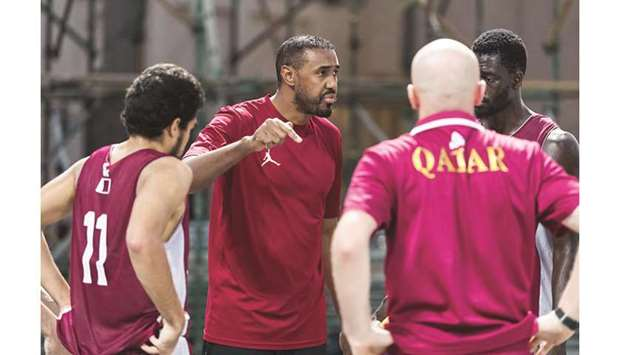 Qatar's 3x3  players 'trust the process' as they  aim for glory