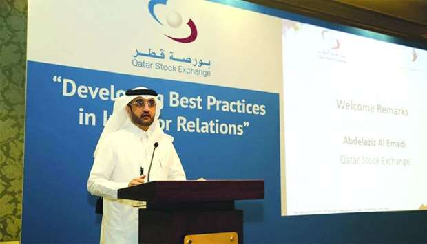 Al-Emadi outlines the importance of IR to foster trust among key stakeholders.