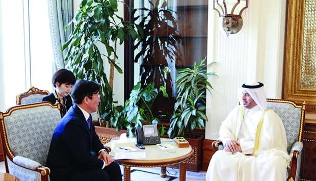 PM meets Korea's trade minister