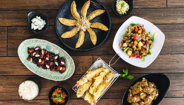 An array of Asian cuisines will be on offer at the upcoming Doha City Asian Night Market.