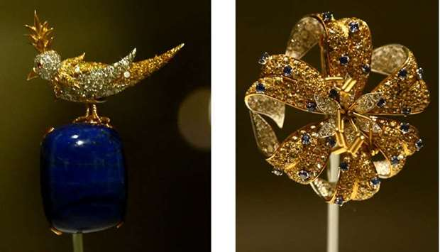 NMoQ hosts Magnificent Jewels of Jean Schlumberger exhibition