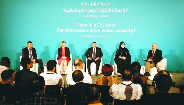 Experts highlight collaboration to achieve water security