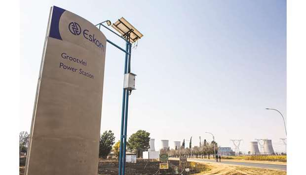 Eskom was saddled with $30bn of debt at end-March and its solvency is at risk