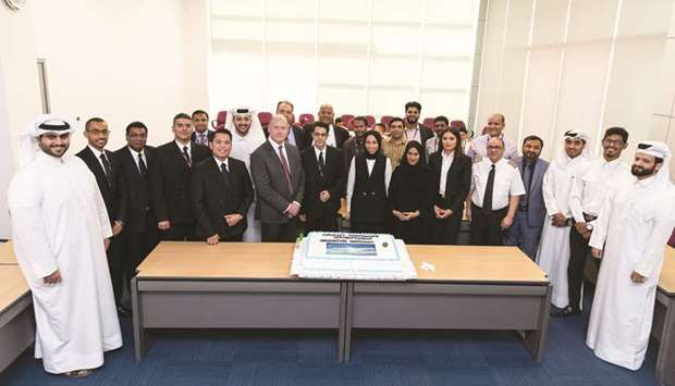 Graduates from Qatar Airways