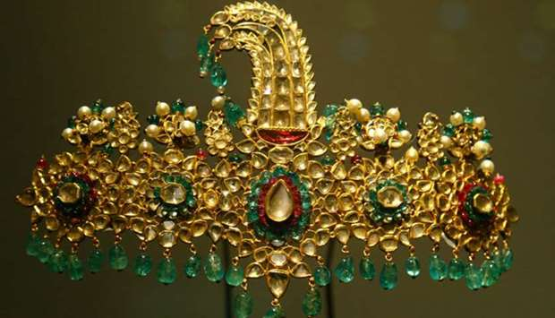 Indian gems and jewellery exhibition