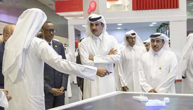 Amir attends opening of Qitcom 2019 MSC Core Group meeting