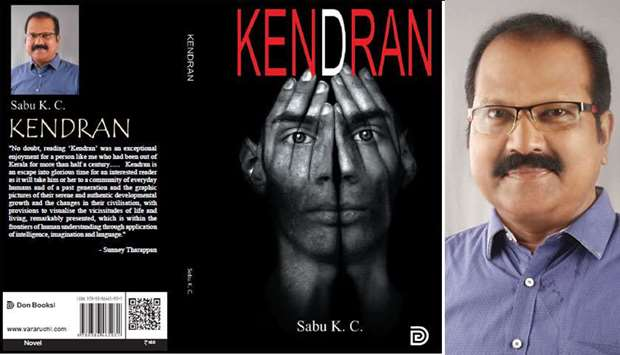 Doha-based Indian writer publishes new novel Kendran