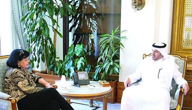 PM meets secretary-general of ITUC