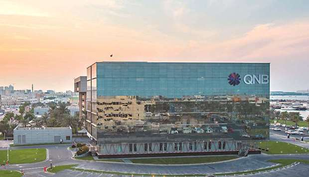 The QNB head office.