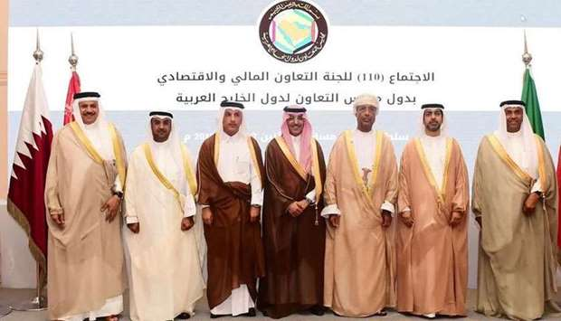 Al-Emadi leads Qatar delegation at GCC financial committee meeting