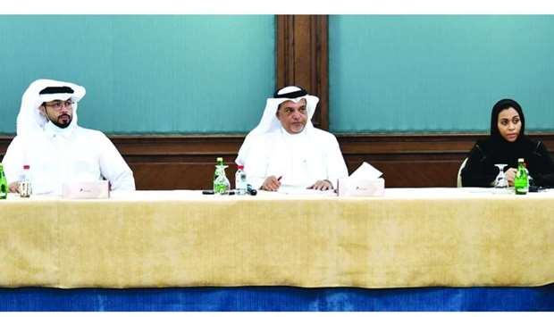 Qatar Chamber board member Mohamed bin Ahmed al-Obaidli, who is also head of Food Security and Envir