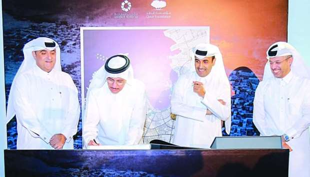 Msheireb Properties officially launches 'Gulf Sustainable Urbanism Book'