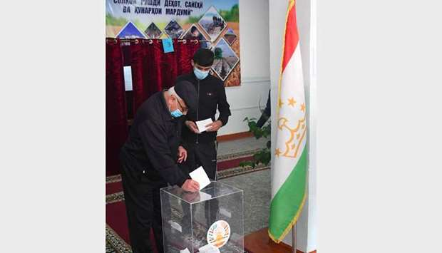 According to Tajikistan's Central Election and Referendum Commission, the country has more than 4.9