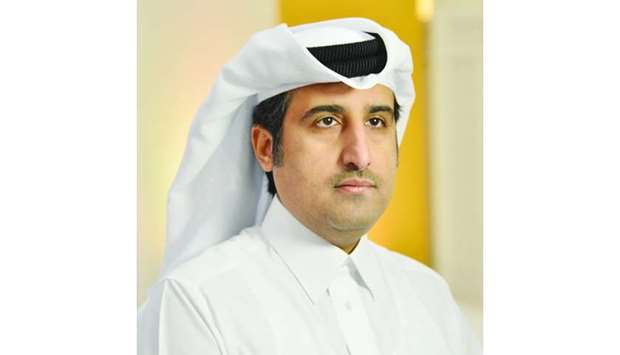 Qatar Chamber director general Saleh bin Hamad al-Sharqi