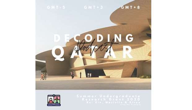 Decoding Qatar Podcast
