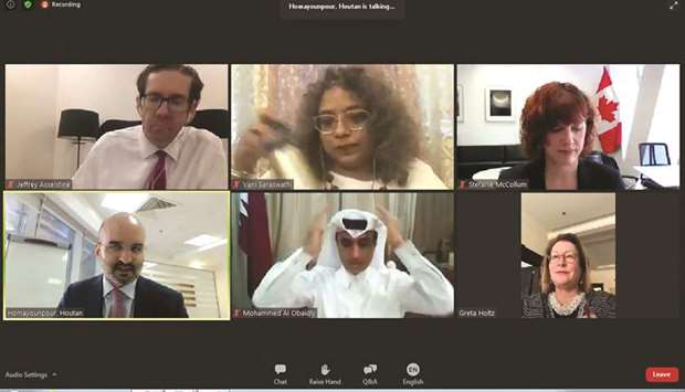 Panel highlights Qatar's successful implementation of labour reforms