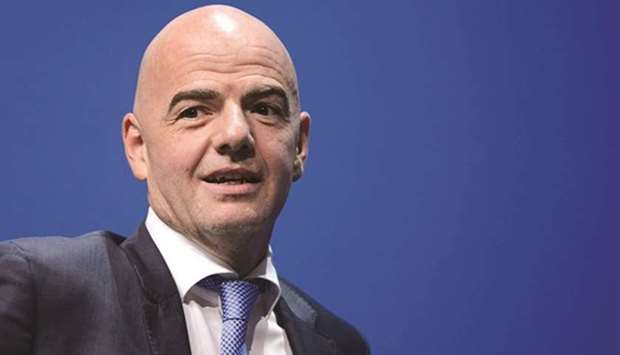 Infantino rules out holding Qatar World Cup without fans