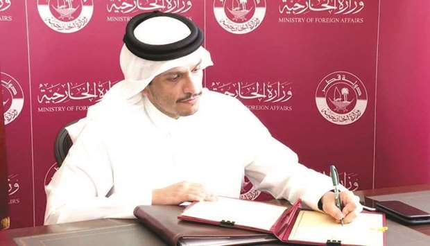 Qatar, Spain hold round of political consultations