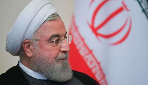 Iranian President Hassan Rouhani. (Reuters/ File photo)
