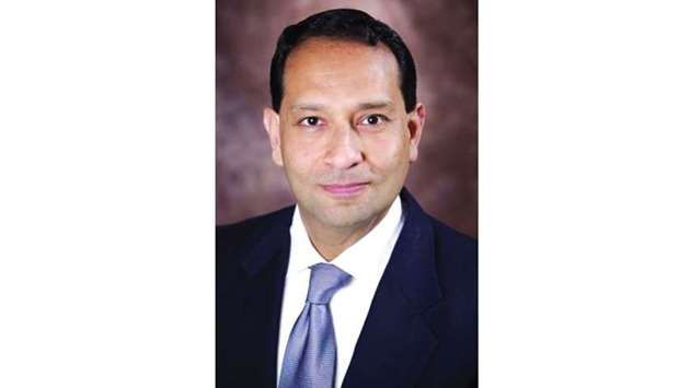 US Chamber of Commerce senior vice president for Middle East and Turkey Affairs Khush Choksy
