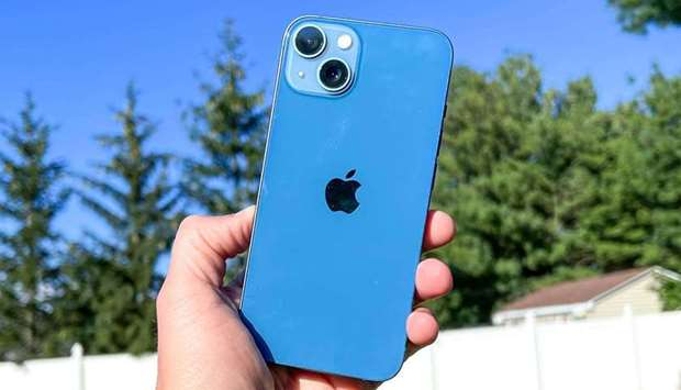 Apple Inc (AAPL.O) is likely to slash production of its iPhone 13 by as many as 10 million units due
