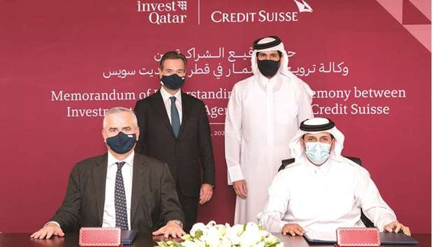 Credit Suisse to set up Global Tech Innovation Centre in Doha