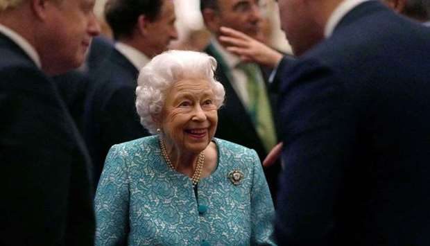 Queen Elizabeth resting after first night in hospital in years