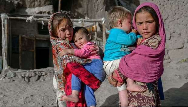 The United Nations agencies estimate that 3.2 million children under the age of five are expected to