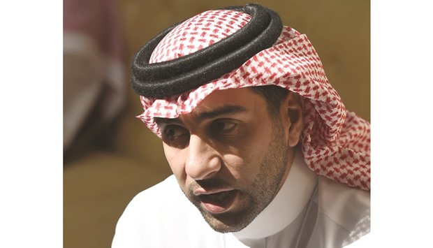 Fahd al-Rasheed, the chief of the King Abdullah Economic City – an integrated industrial, residentia