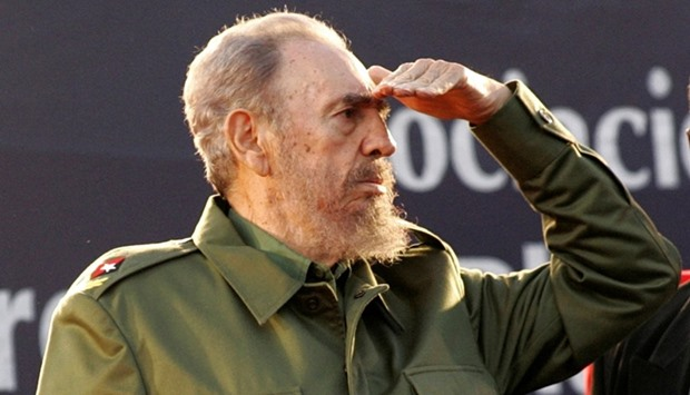 Celebration, sorrow mingle after death of Fidel Castro