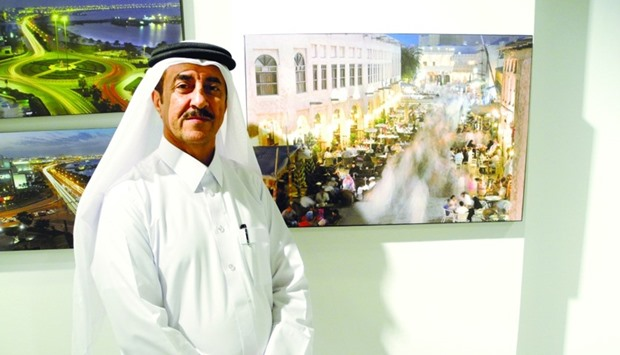Qatar-based professional photographer Mohamed al-Hasel al-Yafei